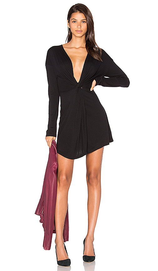 IRO Teiva Dress in Black