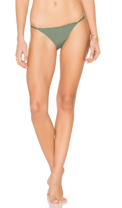 Issa de' mar Bondi Bottom in Green