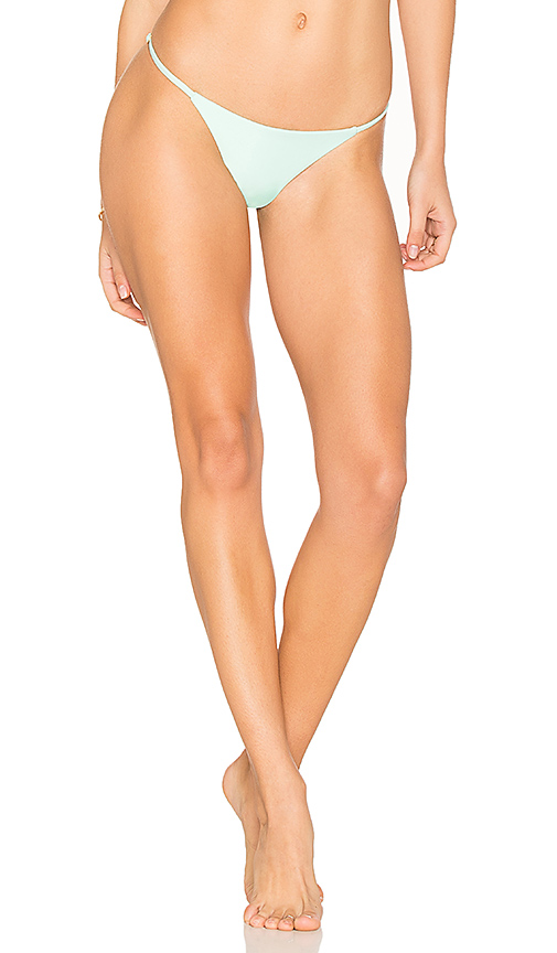 Issa de' mar Bondi Bikini Bottom in Green
