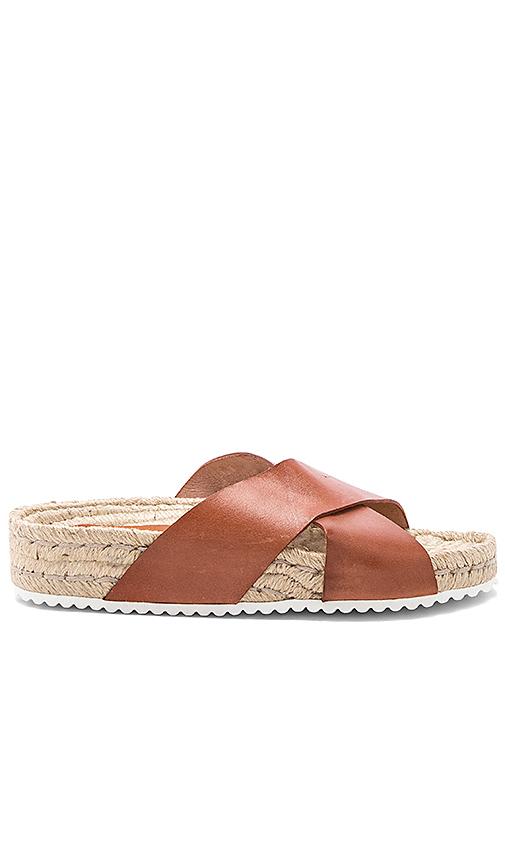 Jeffrey Campbell 581 ANS Sandal in Cognac