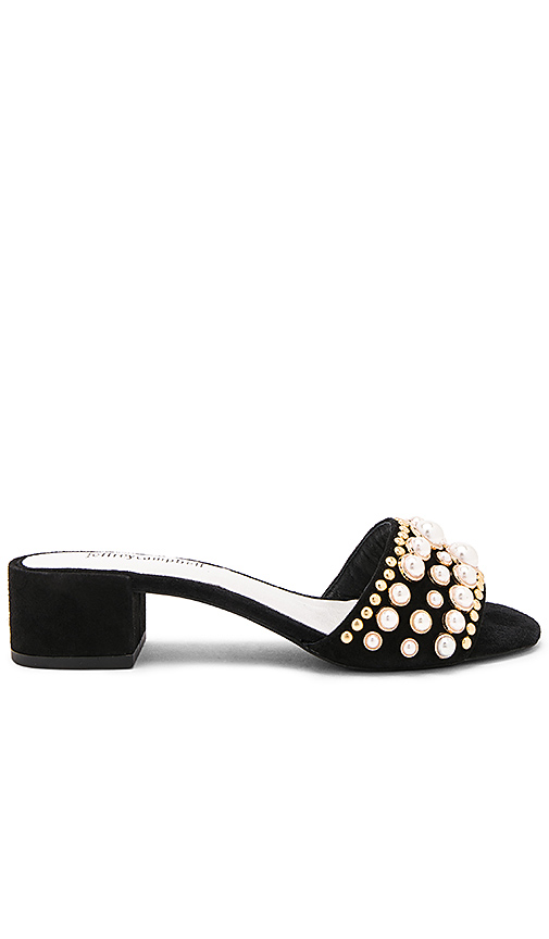 Jeffrey Campbell Beaton Sandal in Black