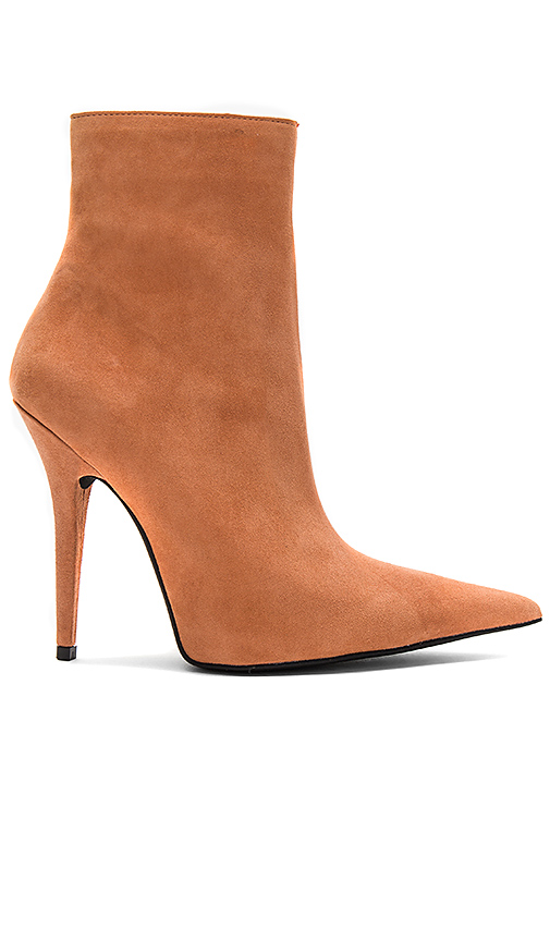 Jeffrey Campbell Vedette Bootie in Blush