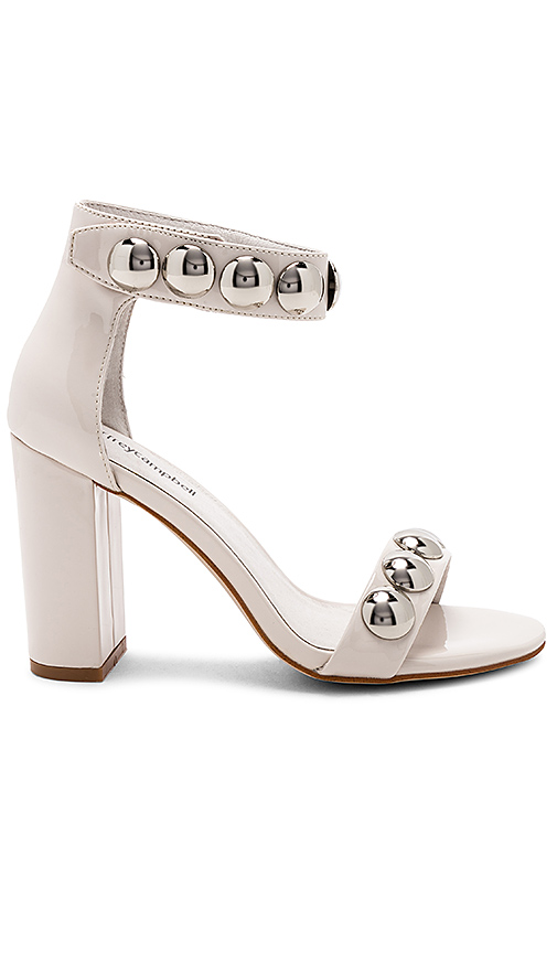 Jeffrey Campbell Lindsay Heel in Cream