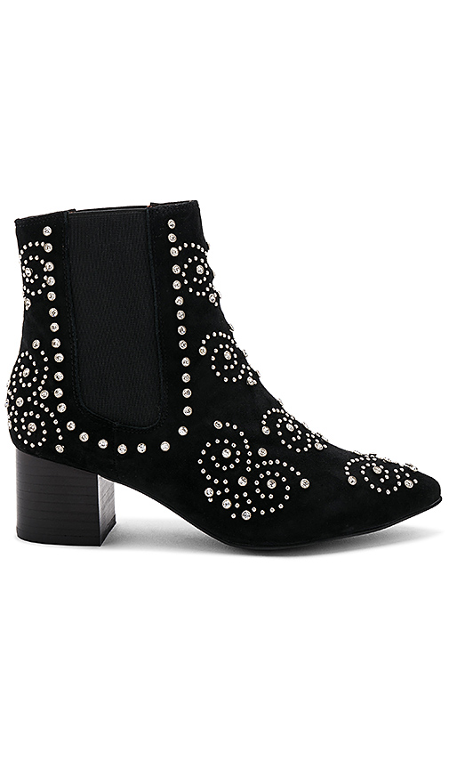 Jeffrey Campbell Mulvain Bootie in Black