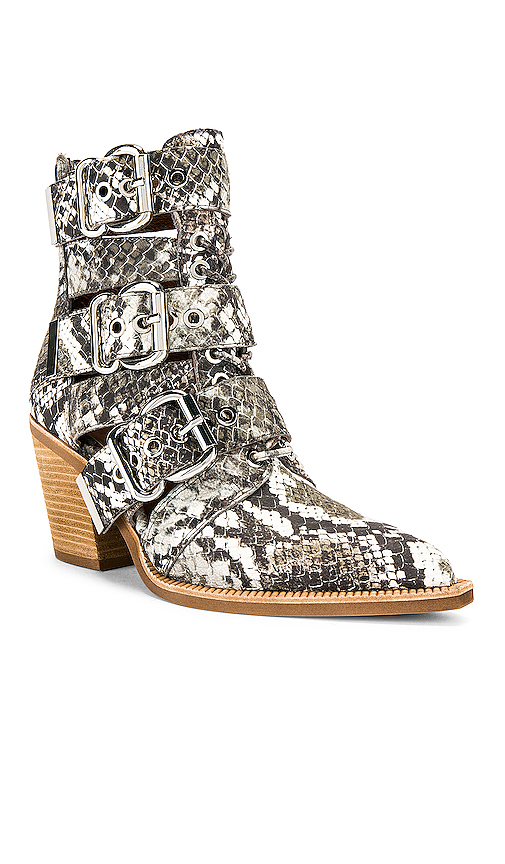 Jeffrey Campbell Caceres Bootie in Gray