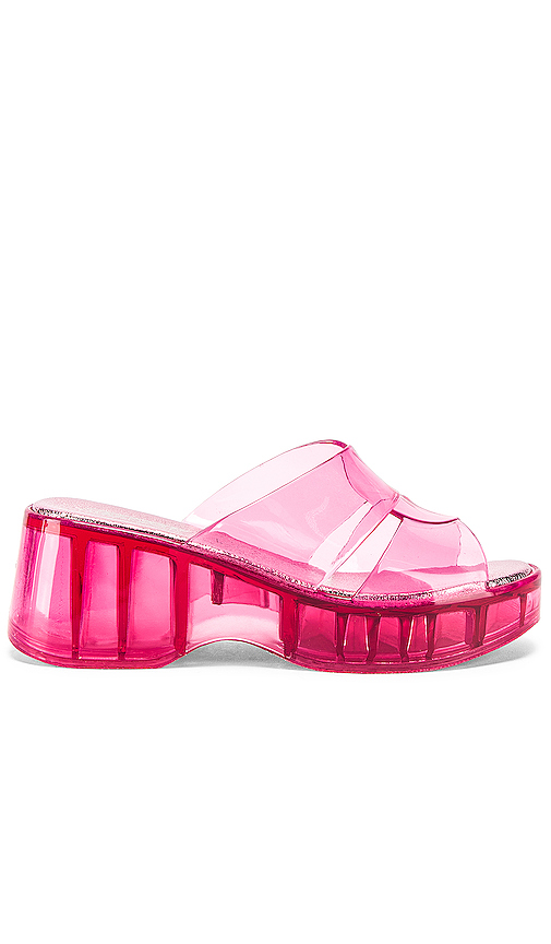 Jeffrey Campbell Jelli Mule in Pink. - size 8 (also in 10,7,9)