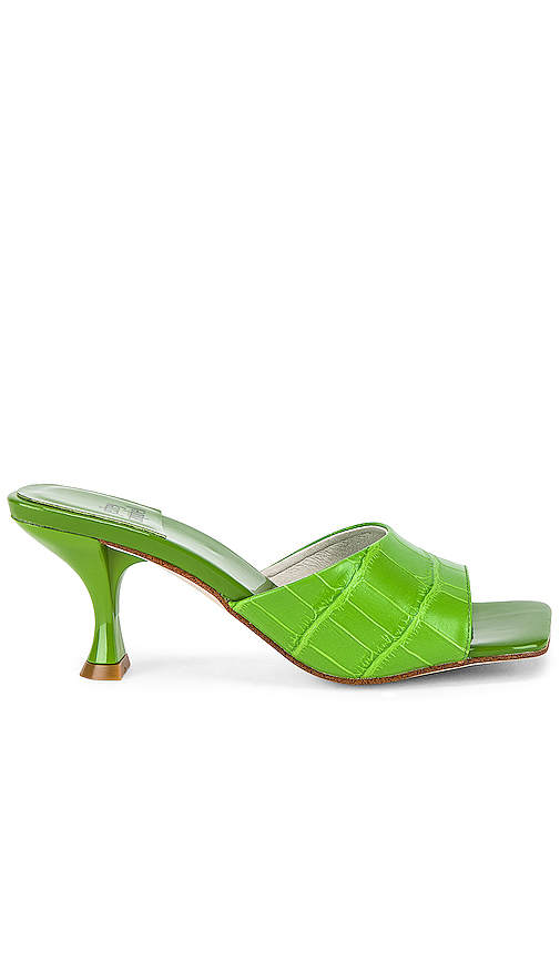 Jeffrey Campbell Mr Big Heel in Green. - size 9 (also in 10,6,6.5,7,7.5,8,8.5,9.5)