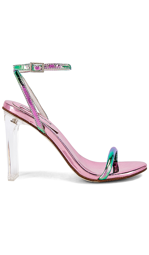 Jeffrey Campbell Vaccine Sandal in Pink. - size 8 (also in 6,7.5,9,9.5)