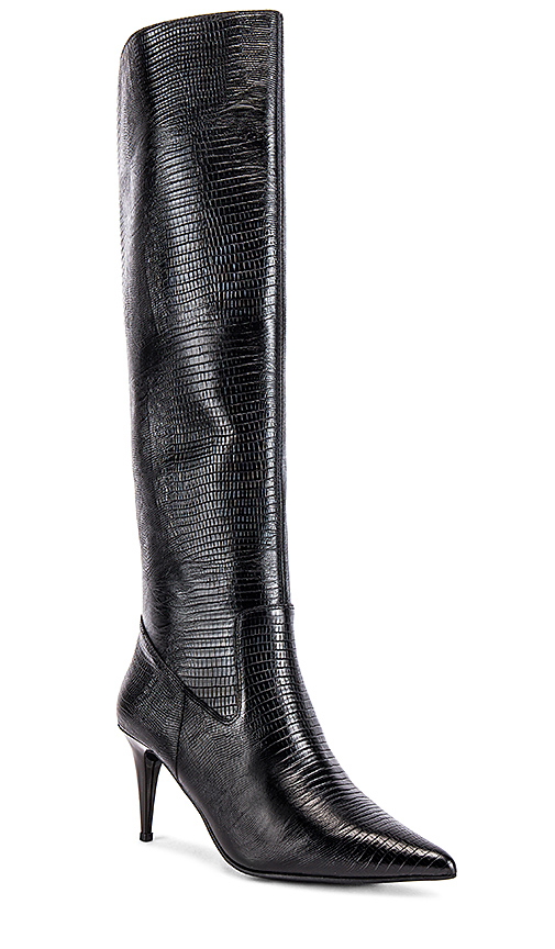 Jeffrey Campbell Parallel Boots in Black