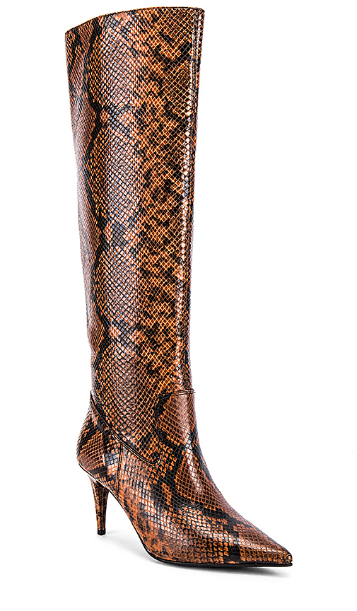 Jeffrey Campbell Parallel Boot in Brown