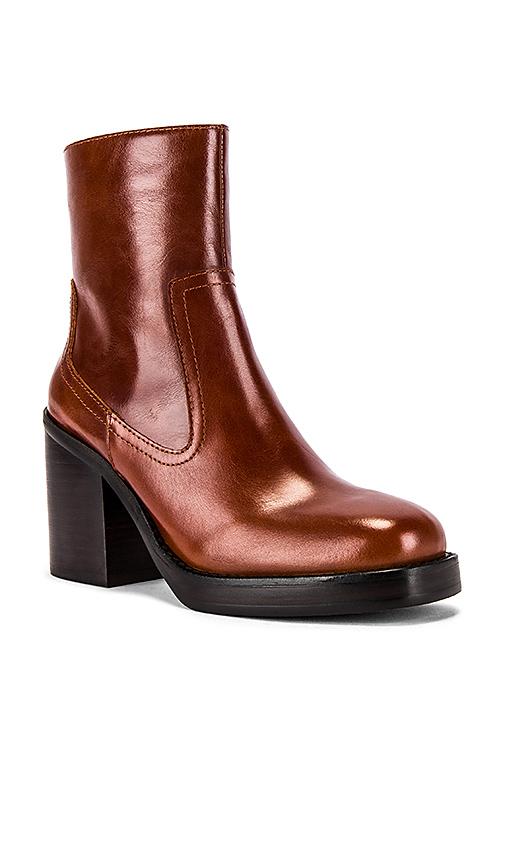 Jeffrey Campbell Maxen Boot in Brown