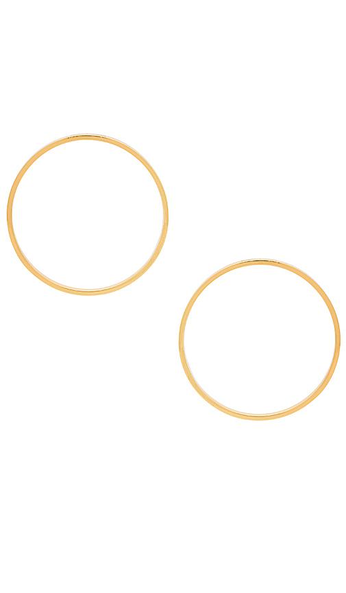 Jenny Bird Hula Hoop in Metallic Gold