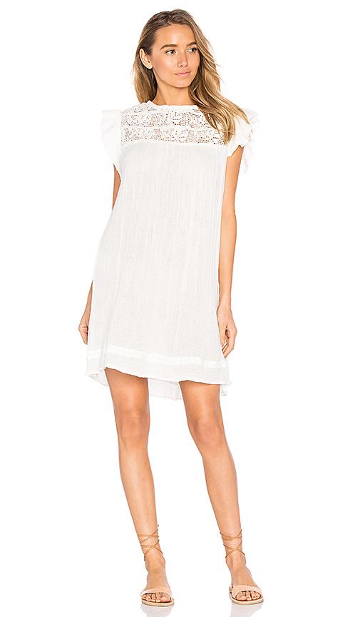 Jen's Pirate Booty Nyala Mini Dress in White