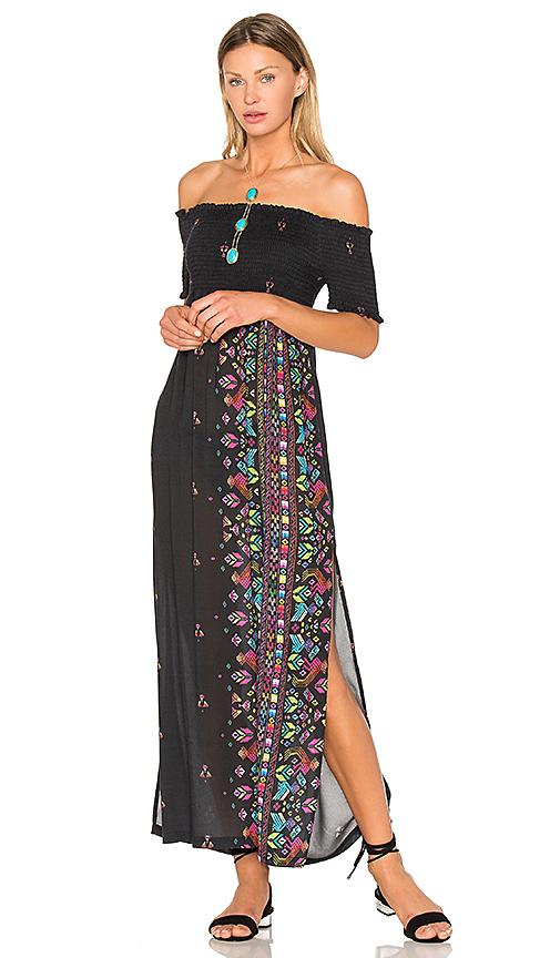 Jen's Pirate Booty Cult Maxi Dress in Black. - size L (also in M,S,XS)