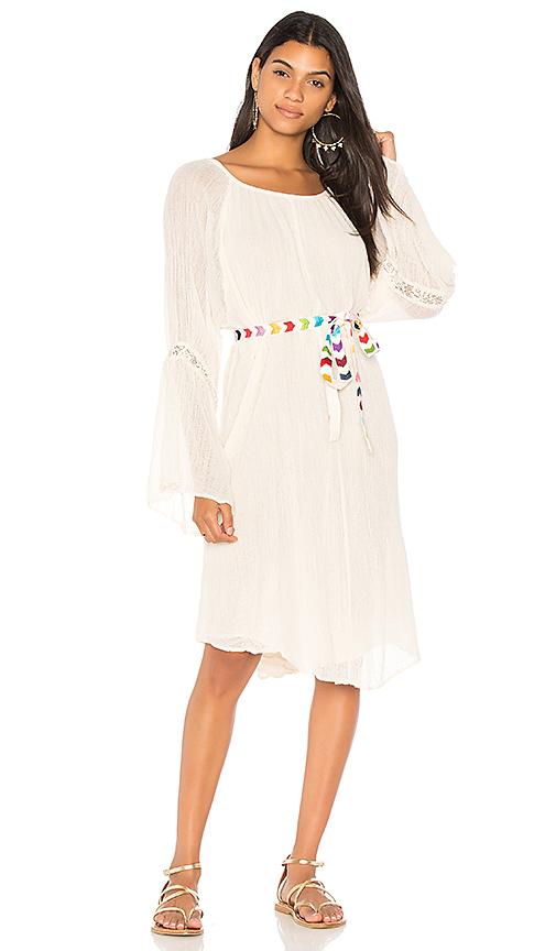 Jen's Pirate Booty Luciana Mini Dress in Cream