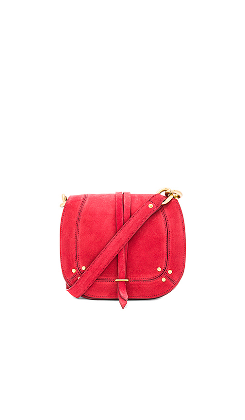 Jerome Dreyfuss Victor Bag in Red
