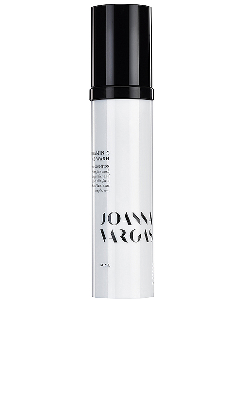 Joanna Vargas Vitamin C Face Wash.