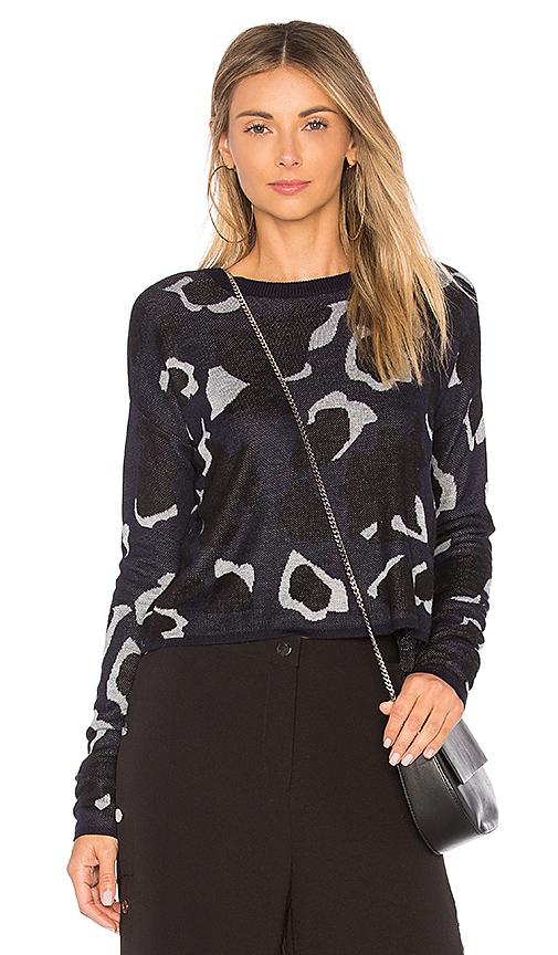 John & Jenn by Line Cruz Sweater in Black. - size XS (also in L,M,S)