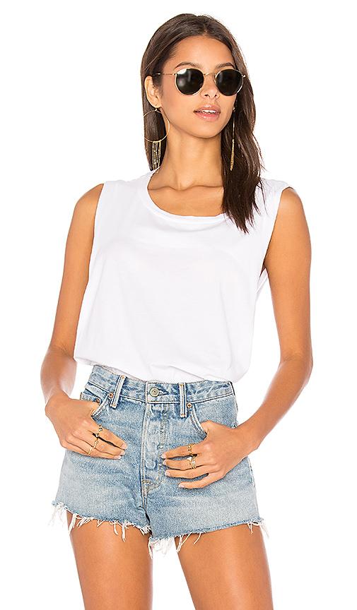 Joe's Jeans Naomi Tank in White
