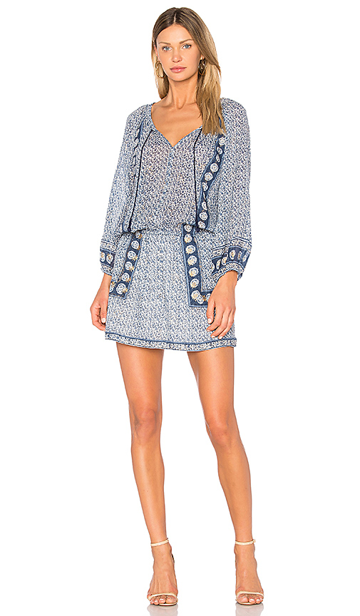 Joie Almee Dress in Blue