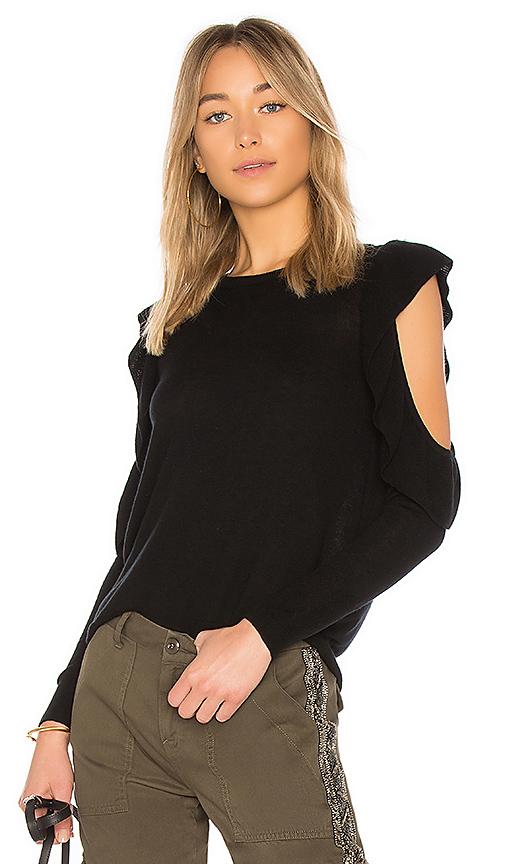Joie Lucasta Sweater in Black. - size S (also in L,M,XS, XXS)