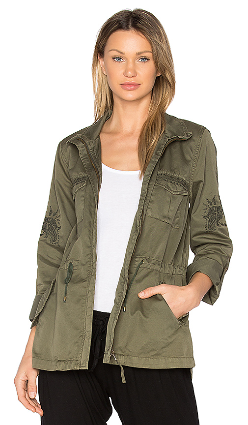 Joie Ceri Jacket in Army