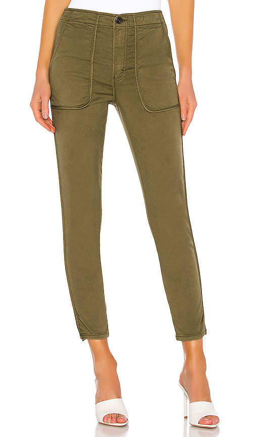 Joie Pants JOIE ANDIRA PANT IN OLIVE.