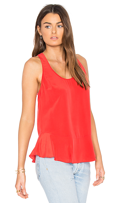 Joie Cosma Tank in Red
