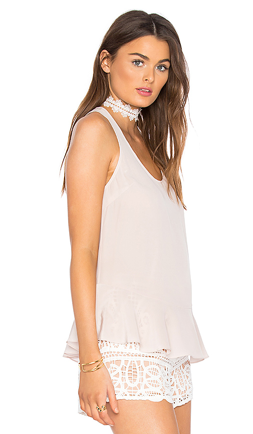 Joie Cosma Tank in Pink