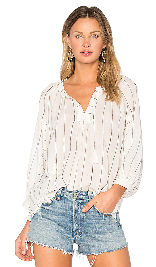 Joie Toluca B Blouse in White