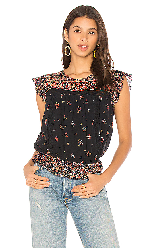 Joie Warin Top in Black