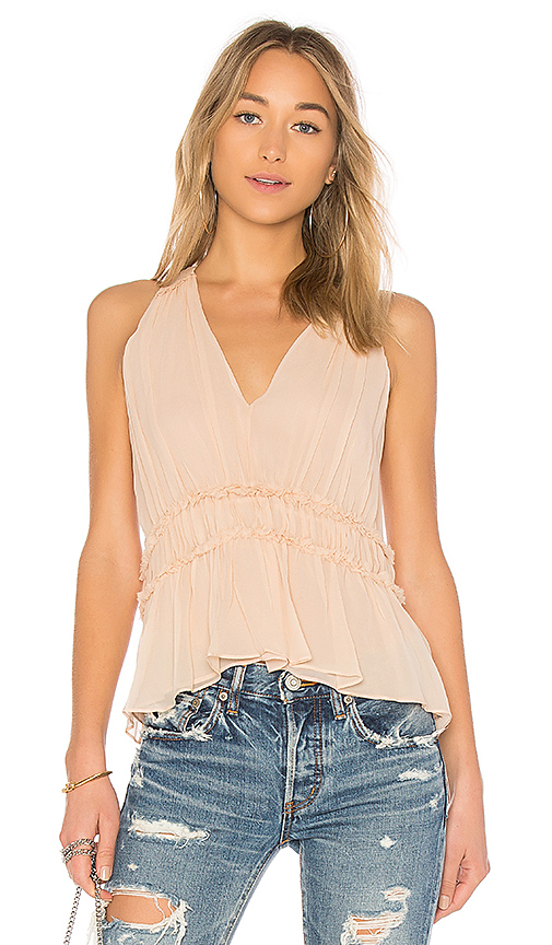 Joie Bach Top in Pink