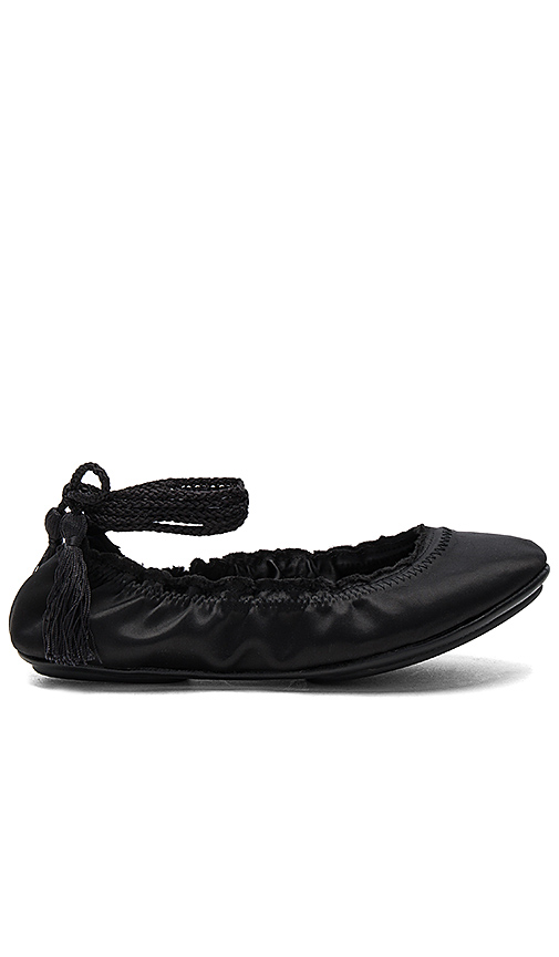 Joie Bandele Flat in Black
