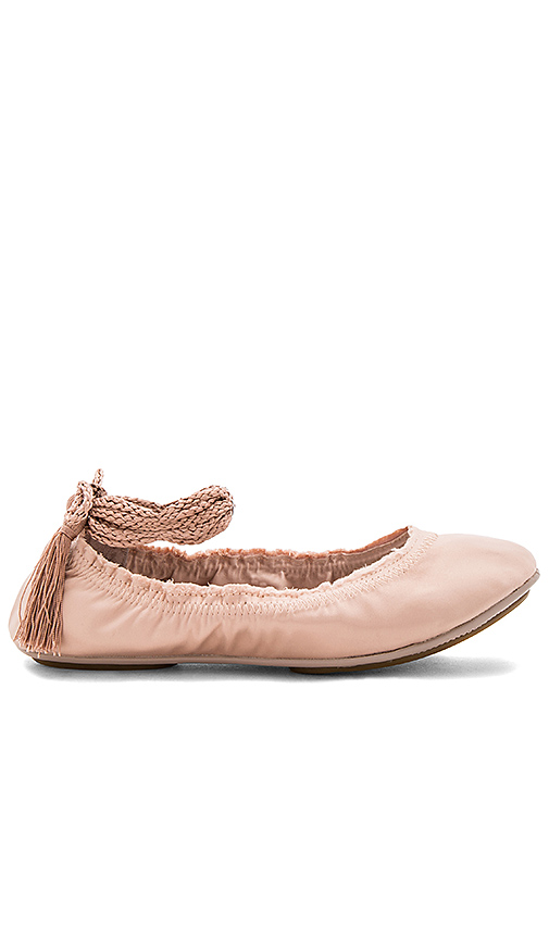 Photo of Joie Bandele Flat in Rose - shop Joie shoes sales