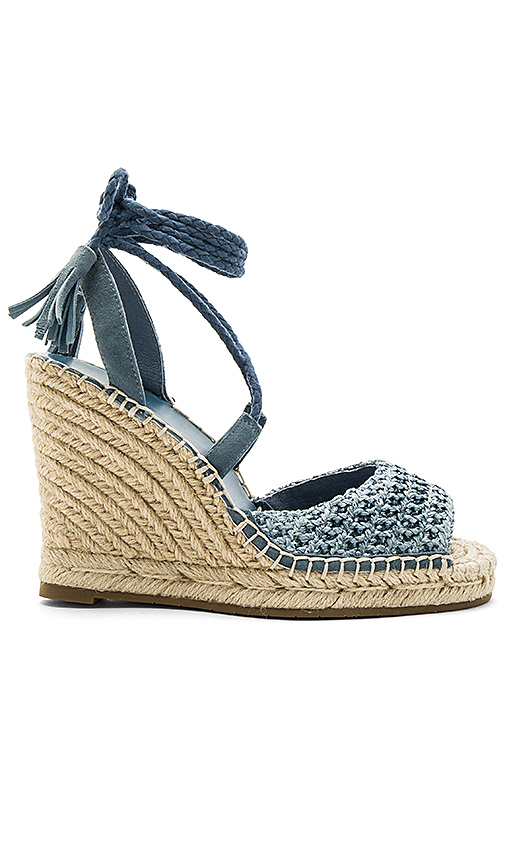 Joie Kacy Wedge in Blue