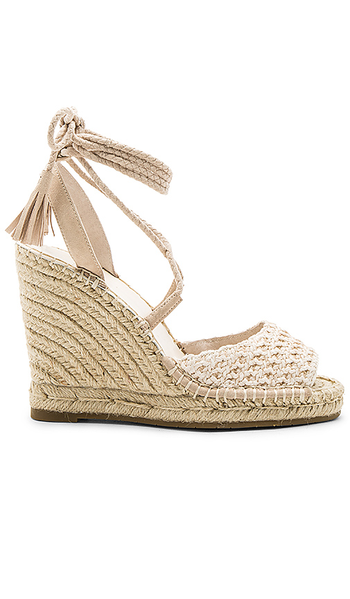 Joie Kacy Wedge in Blush