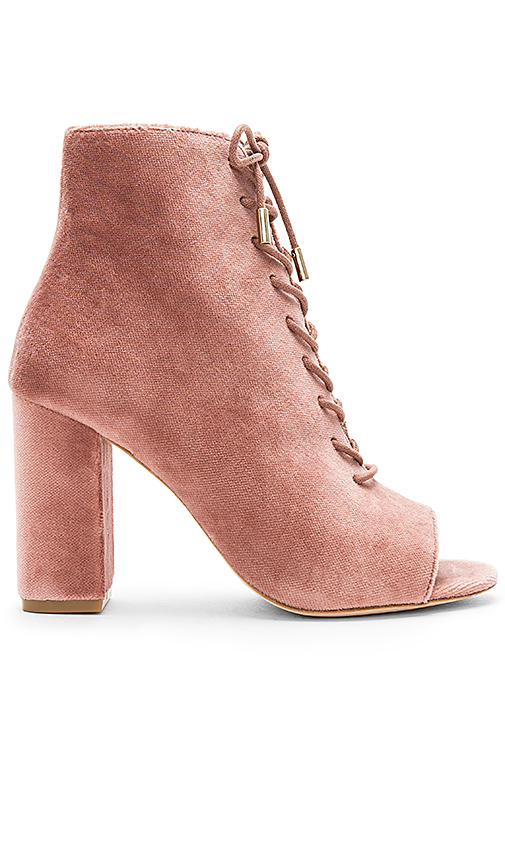 Joie Lakia Bootie in Rose