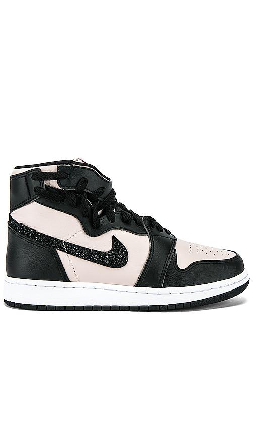 JORDAN | Jordan Air Jordan 1 Rebel XX In Black. - Size 7 (Also In 5,7.5,9.5) | Goxip