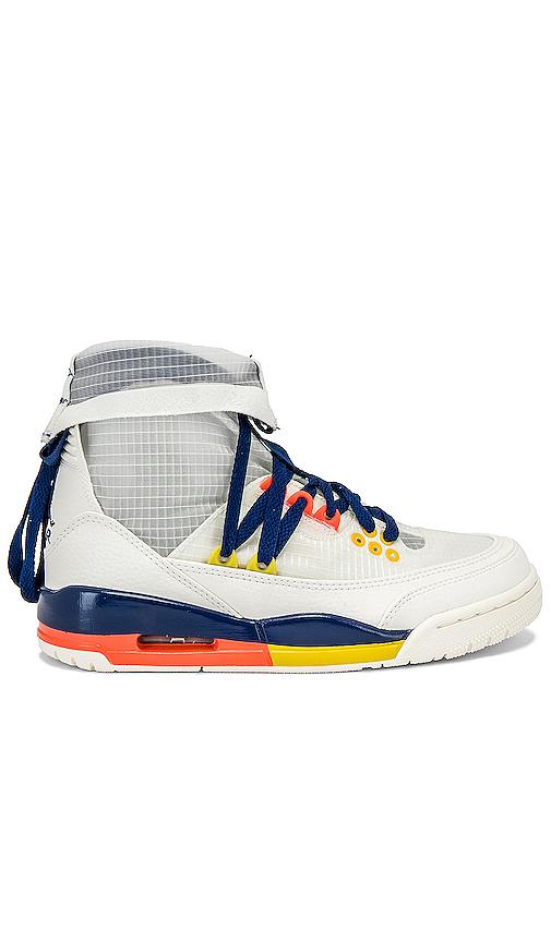 JORDAN | Jordan Air Jordan 3 Explorer Lite Sneaker In White. - Size 10 (Also In 5,5.5,6,6.5,7,7.5,8,8.5,9,9.5,10.5) | Goxip