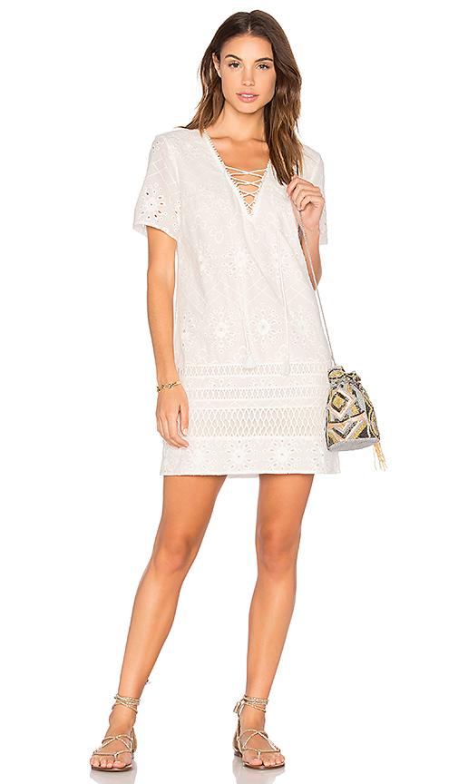 ADRIATIC SHIFT DRESS