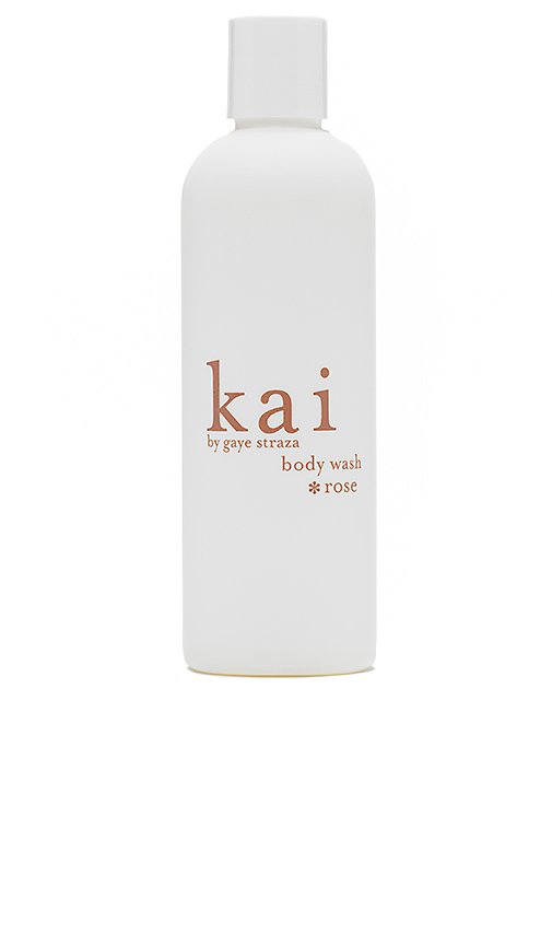 kai Rose Body Wash.