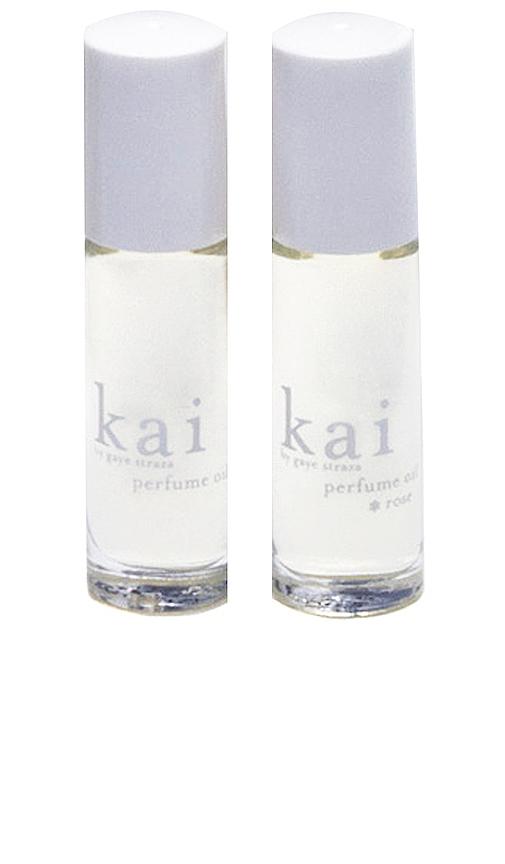 kai Fragrance Duo.