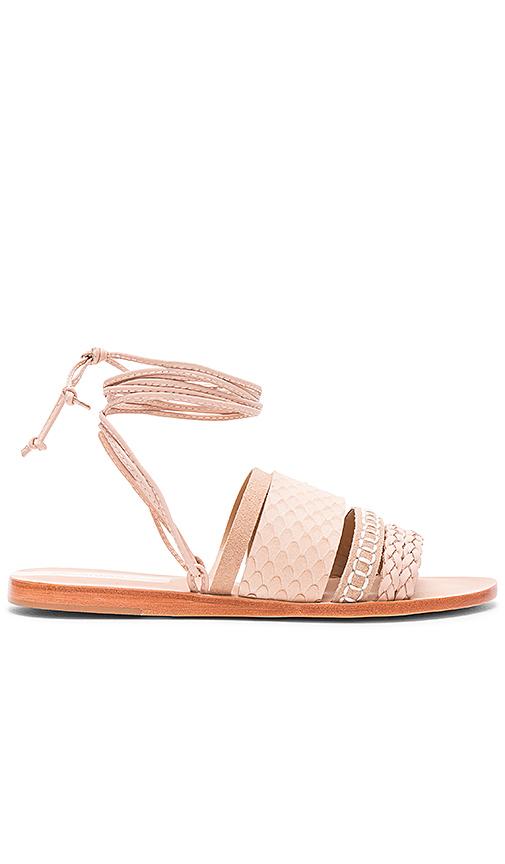 Kaanas Marau Sandal in Tan