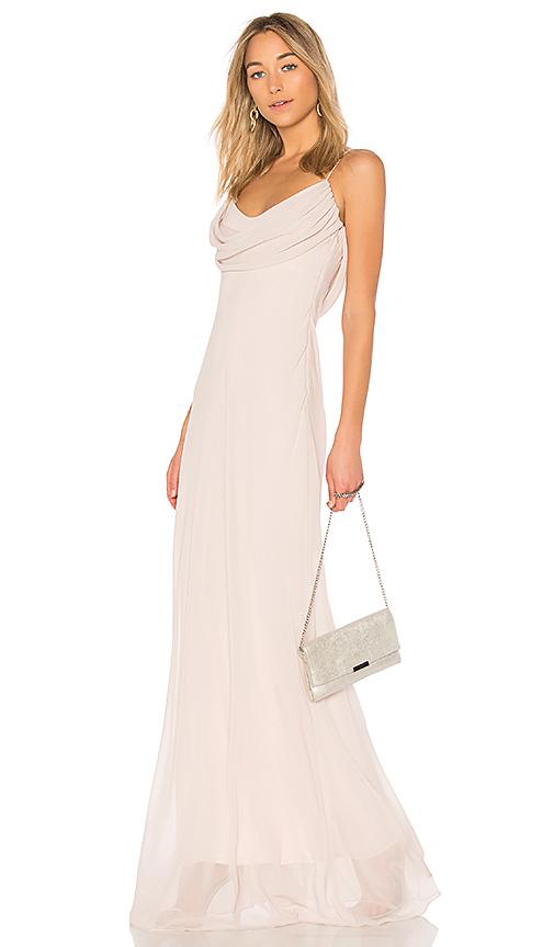 Katie May Eden Gown in Blush