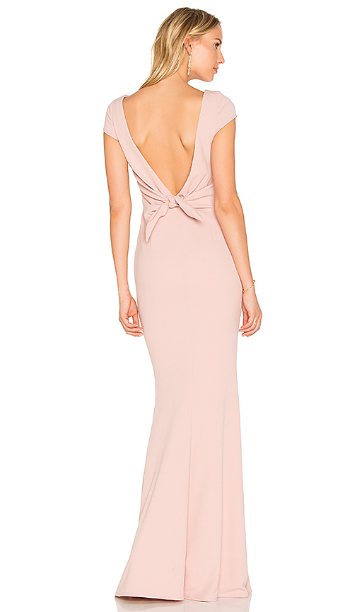 Katie May Intrigue Gown in Pink