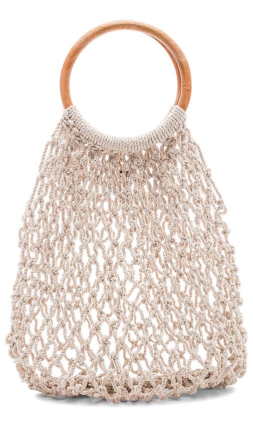 KAYU Blake Bag in White.
