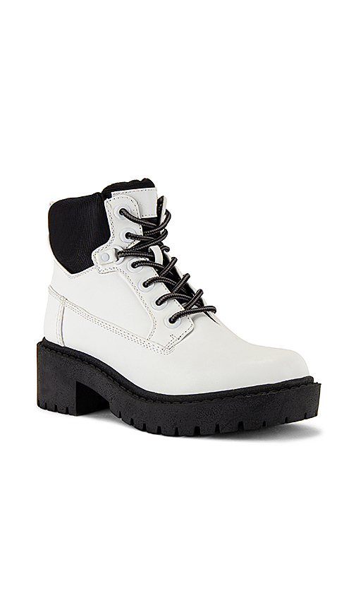 KENDALL + KYLIE Weston Boot in White