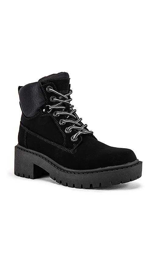 KENDALL + KYLIE Weston Boots in Black