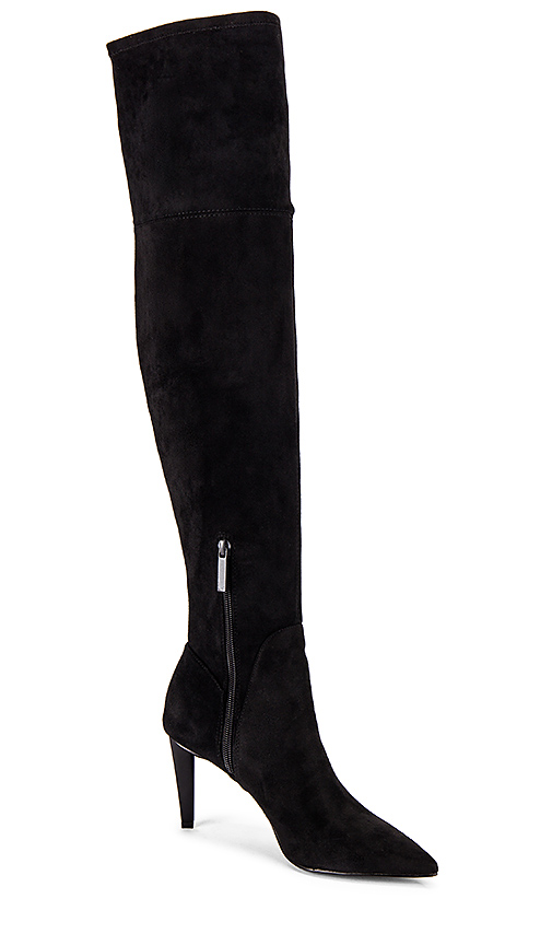KENDALL + KYLIE Zoa Boots in Black
