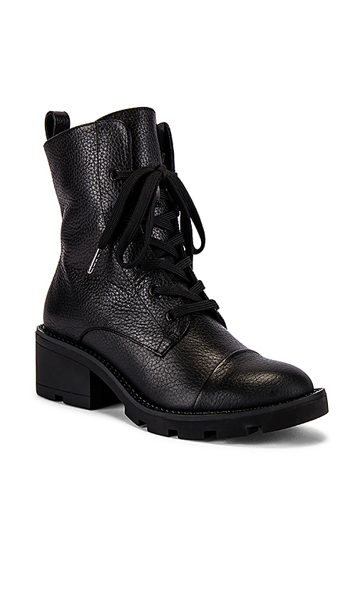 KENDALL + KYLIE Park Boots in Black